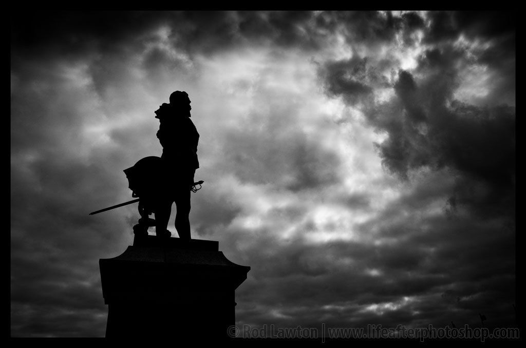 Dramatic skies with Silver Efex Pro 2