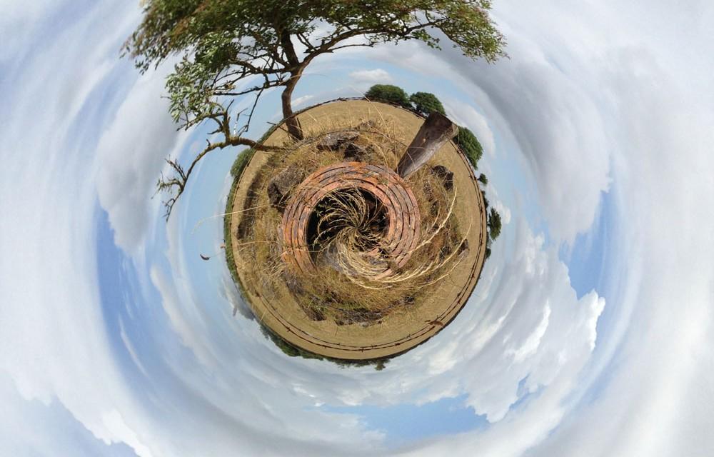 Polar panoramas… on an iPhone?