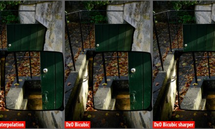 Export sharpening part 2: DxO Optics Pro 9 and Capture One Pro 7