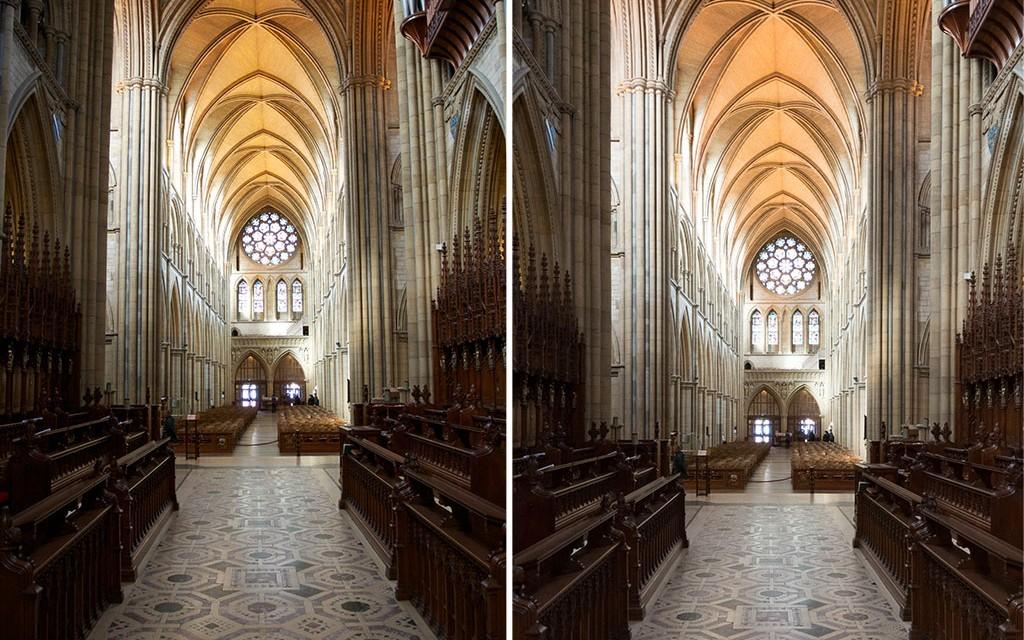 Aperture vs Lightroom: 4 images compared