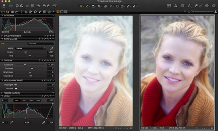 Are you missing your best shots? Capture One's Auto Adjust tool could tell you with a single click