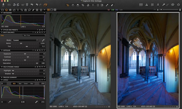 Do your pictures need a boost? Try this wild three-step fix in Capture One!