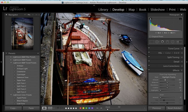 Just posted: Lightroom 5.3 review