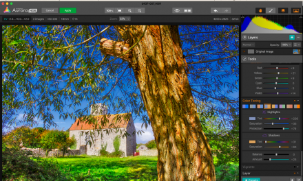 Aurora HDR 1.2.1 update and payment by instalments
