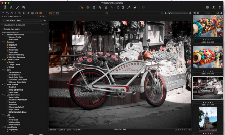 PhaseOne Capture One Pro 9 review