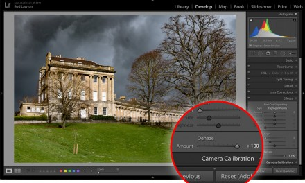 The Lightroom Dehaze tool explained