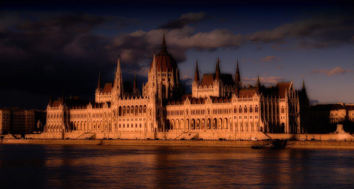 Saturday spotlight: Budapest parliament