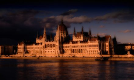 Saturday spotlight: Budapest parliament