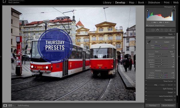 8 free Lightroom presets part 2: Eurochrome