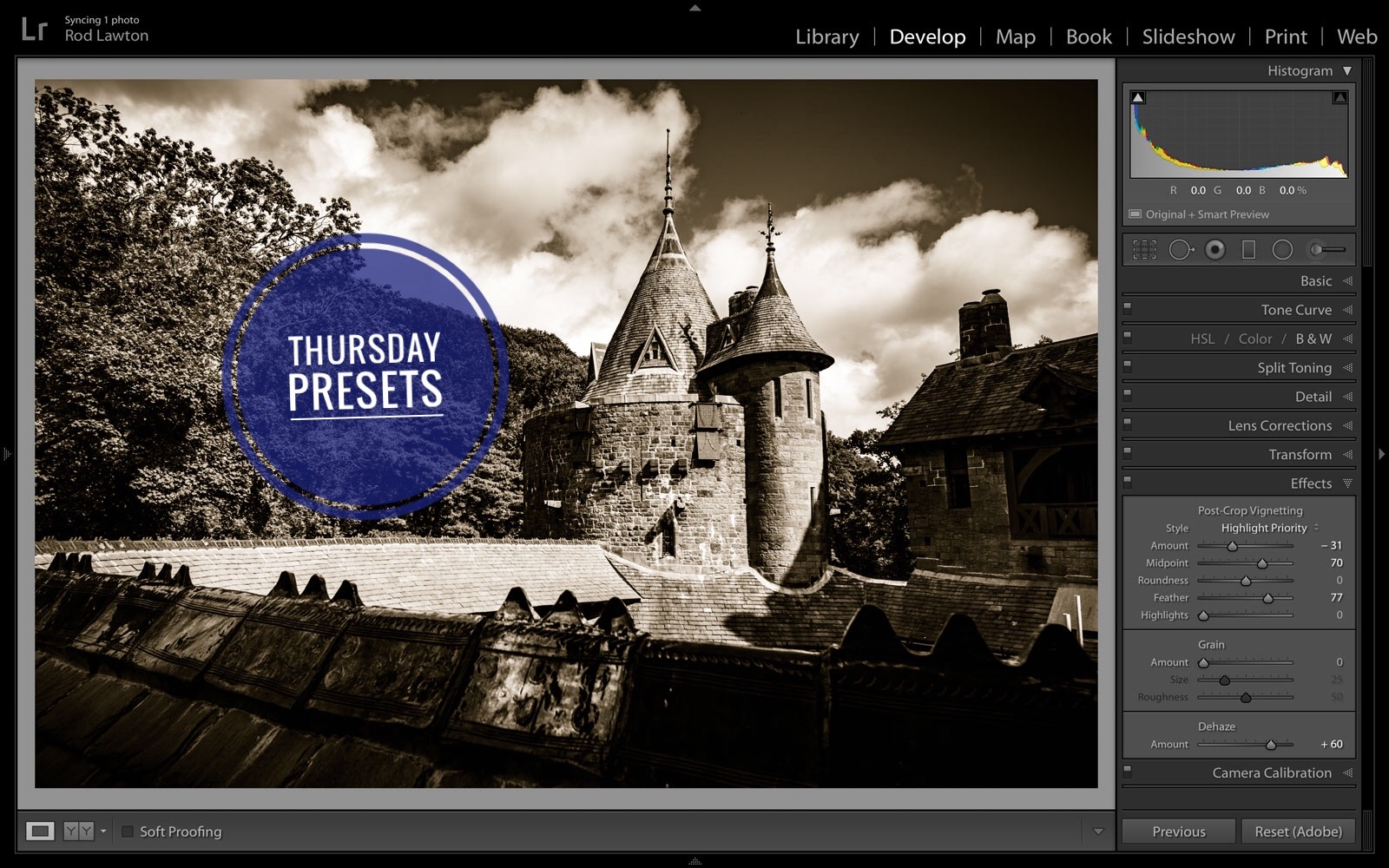 8 free Lightroom presets and how they work
