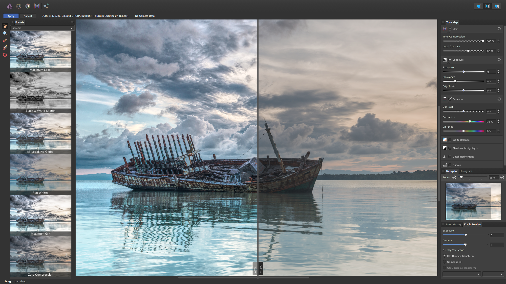 Friday photo news: Serif Affinity Photo 1.5 for Mac and Windows